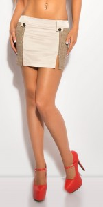 ooKouCla_Business-Miniskirt_with_caro-pattern__Color_BEIGE_Size_36_0000LMR034_BEIGE_1